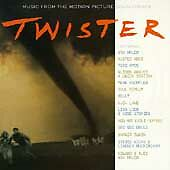 Twister Sountrack CD, 1996, Sealed, Warner Bros, Van Halen, Goo Goo Dolls, +more