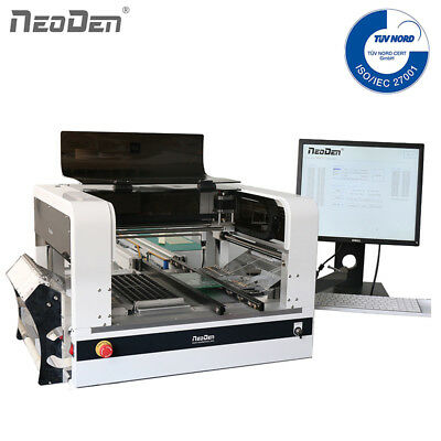 NeoDen4 SMT Pick and Place Machine for PCB Assembly