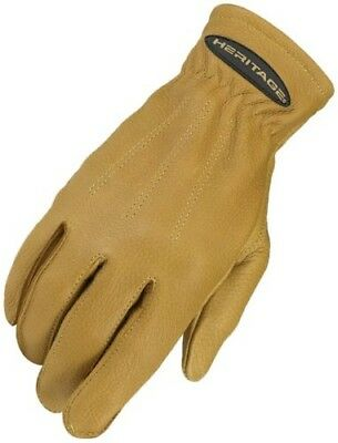 (9, Natural Tan) - Heritage Winter Trail Glove. Heritage Products