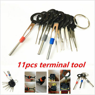 Auto Car Electrical Wiring Crimp Connector Pin Extractor Terminal Removal Kit