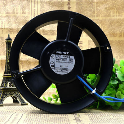 For EBMPAPST TYP 6300S 115V 27W 17CM 17251 High temperature cooling fan
