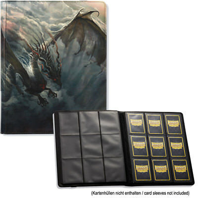 Dragon Shield SAMMELALBUM FÜR 360 KARTEN - Fuligo - zB.f. Yu-Gi-Oh Pokemon Magic