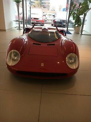Ferrari 330 P2 Junior De La Chapelle Child`s Car LIMITED EDITION