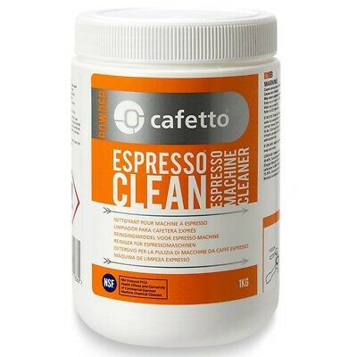 Cafetto Espresso Clean - Coffee Machine Cleaning Powder - 1kg