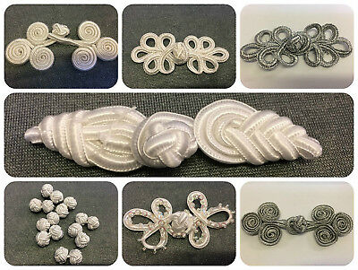 Frog Fasteners Button Knots & Cufflings