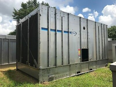 600 Ton Marley Cooling Towers, ALL stainless steel!