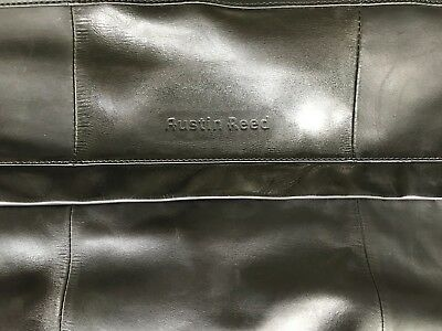 Luxury Austin Reed Leather Suit Carrier Travel Bag 100 00 Picclick Uk