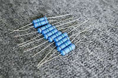 10pcs/20pcs 3W 3Watt Metal Film Resistor ±1% 7.5Ω - 1MΩ Ohm UP TO 1000 KR