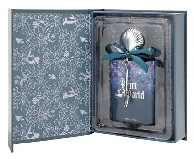 Disney The Little Mermaid Ariel Part of Your World Fragrance Perfume New In Box!
