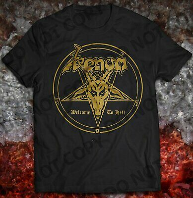 Venom - Welcome To Hell T-shirt