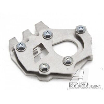AltRider Side Stand Foot for KTM 1050 / 1090 / 1190 Adventure R (2014 +) Silver