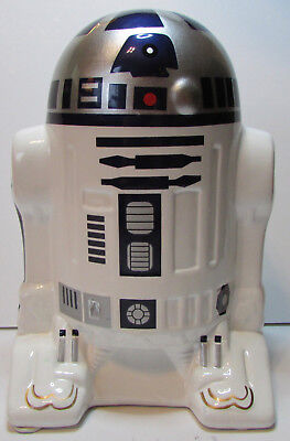 Star Wars R2-D2 ceramic bank / bust, 8 inches tall, 2015 Lucasfilm
