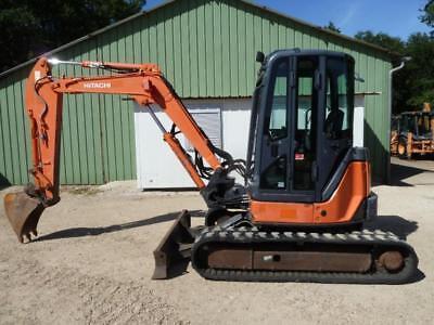 Hitachi Zx30 Zx35 Zx40 And Zx50 Excavator Service Workshop Manual  On Cd Or Down