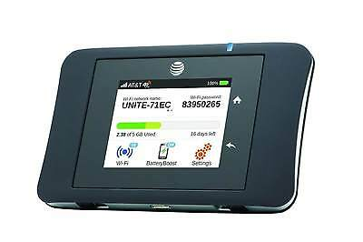 Netgear Unite Pro 781S 4G LTE Mobile WiFi Hotspot With Battery Boost - AT&T