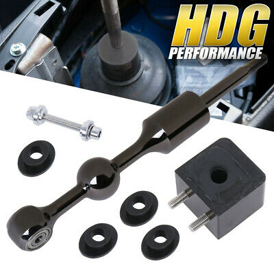 Short Shifter Throw Kit Gunmetal For 2009-2016 Hyundai Genesis Coupe 2 Door
