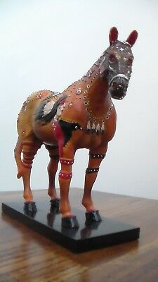 """Westland """"Ghost Horse"""" The Trail Of Painted Ponies"""