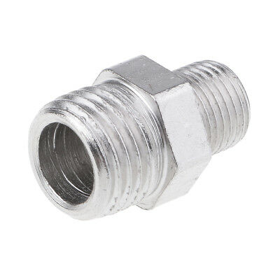 Airbrush Luftschlauch 1/8 '' BSP Male auf 1/4 '' BSP Male Fit Connector