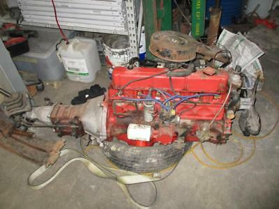 Holden 202 Engine Motor Aussie 4 Speed Yella Terra Head Hq Hj Hx Hz Lc Lj Lh Lx
