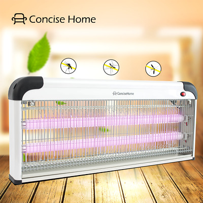 Concise home 40W Electric Fly insect Killer Insect Pest Control Bug Zapper Trap