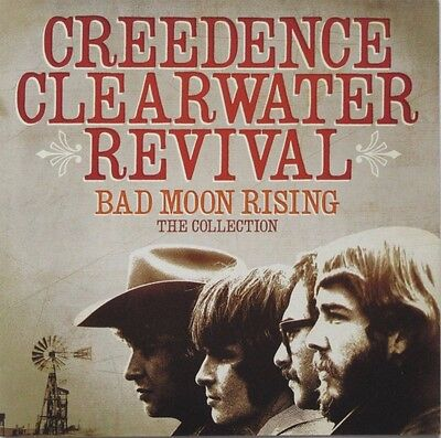 CREEDENCE CLEARWATER REVIVAL - Bad Moon Rising - CD - 2013.