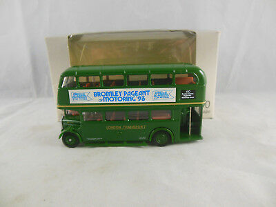 EFE Code 3 Bromley Pageant of Motoring 1993 AEC Routemaster Scale 1:76