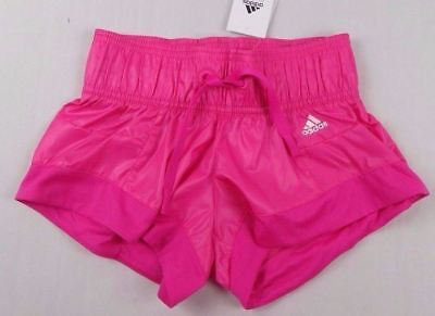 Adidas Girls Active Shorts sizes 7/8, 9/10,11/12, 13/14