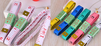 PVC Material Sewing Machine Body Measuring Tape Cloth Sewing Ruler