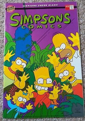 SIMPSONS COMICS # 12 (1995)   BONGO COMICS NM condition