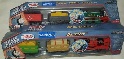 Twin Engine Pack Thomas And Friends Trackmaster Glynn Original