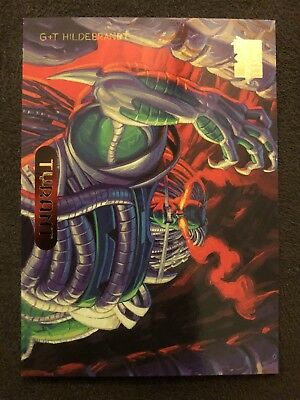 Marvel Masterpieces Fleer 1994 Card #127 Tyrant