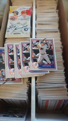 2018 Topps Big League BL Baseball Cards UPick You Pick From List Lot 201+