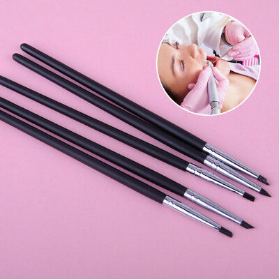5pc Dental Silicone Brush Pen Adhesive Composite Resin Cement Porcelain Tooth CN