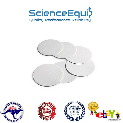 Filter Paper Laboratory Filtration Qualitative Circle Shape, 185 mm Pack of 100