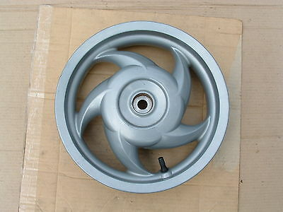 Piaggio Fly 125 2009 Model Back Wheel