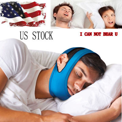 Anti Snoring Cpap Chin Strap (You must purchase 2+ or more)