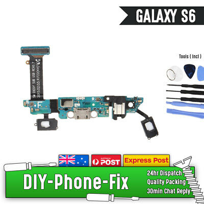 Original Samsung Galaxy S6 G920F / G920i Charging Port Charger Flex Replacement