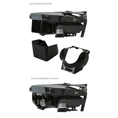 DJI Mavic Pro Camera Lens Gimbal Sun Hood Shade Transport Flight Prop Protector