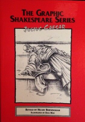 Julius Caesar: The Graphic Shakespeare Series by Hilary Burningham (Paperback)
