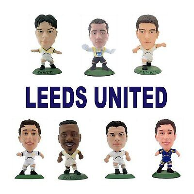 LEEDS UNITED MicroStars - UK Releases choose from 9 different figures