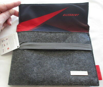 ALLEGHENY AMERICAN AIRLINES Heritage Collection Amenity bag Gray