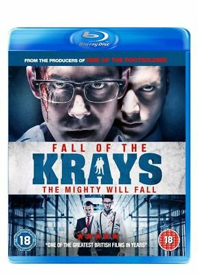 The Fall Of The Krays, Blu-Ray, Dvd, Freepost And Fast Dispatch.
