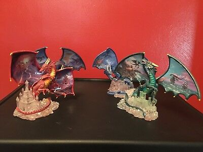 The Dragon's Realm Dragon Collection