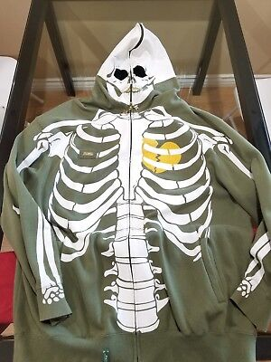 Lifted Research Group Lrg Dead Serious Skeleton Hoodie 4xl Kayne