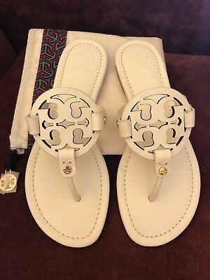 5a62472abce100 TORY BURCH  MILLER  Sandals Off-white 7.5 -  152.00