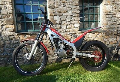 Montesa 4RT 2016 Trials bike.