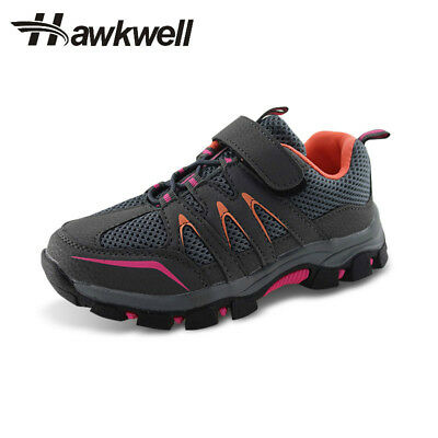 Hawkwell Boys Grils Hilking Shoes Sneakers Kids Mountain Outdoor Anti-slip New