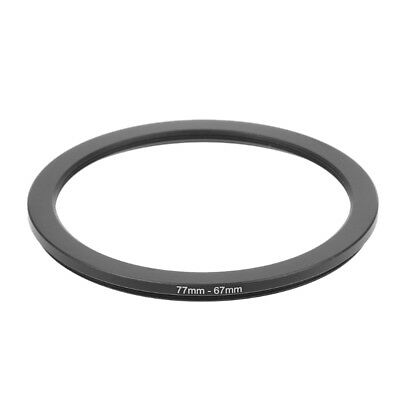 77mm To 67mm 77-67mm 77 To 67 Step Down Rings Metal Lens Stepping Adapter Filter