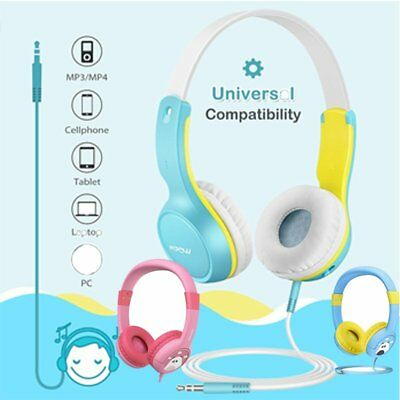 Mpow  wired On-Ear Headphones Earphones 85dB Headset for Children Toddler Baby