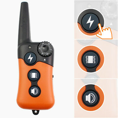 Ipets Extra Remote Transmitter for Dog Shock Training E-collar for PET619S