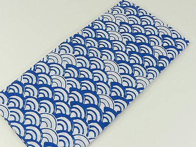 Japanese traditional towel TENUGUI  SEIGAIHA NEW COTTON MADE IN JAPAN